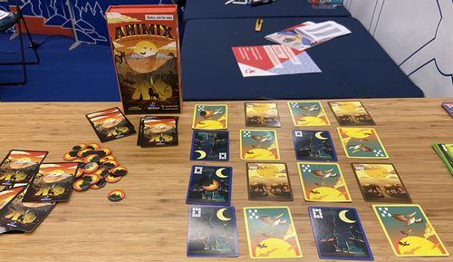 Board Game: Animix