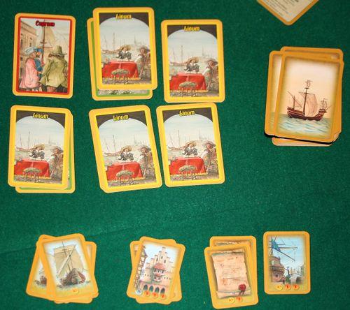 Board Game: Merchants