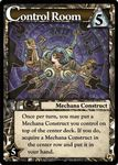 Board Game: Ascension: Chronicle of the Godslayer – Control Room Promo