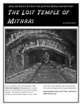 RPG Item: The Lost Temple of Mithras