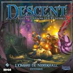 Board Game: Descent: Journeys in the Dark (Second Edition) – Shadow of Nerekhall