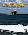 Issue: Claw/Claw/Bite (Issue 14 - Jun/Jul 2008)