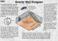 RPG Item: Gravity Well Dungeon