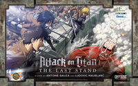 Board Game: Attack on Titan: The Last Stand