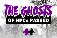 RPG: The Ghosts of NPCs Passed