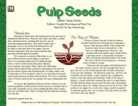 RPG Item: Seeds: Pulp