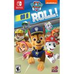 Video Game: Paw Patrol: On A Roll!