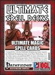 RPG Item: Ultimate Spell Decks: Ultimate Magic Spell Cards