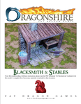 RPG Item: Dragonshire: Blacksmith & Stables