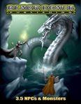 RPG Item: 3.5 NPCs & Monsters