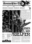 Issue: Aventurischer Bote (Issue 5 - 1986)