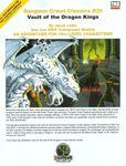 RPG Item: DCC #030: Vault of the Dragon Kings
