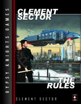 RPG Item: Clement Sector: The Rules