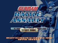Video Game: Gundam: Battle Assault