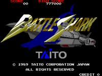 Video Game: Battle Shark