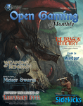 Issue: Open Gaming Monthly (Issue 5 - Jul 2013)