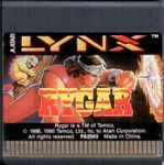 Video Game: Rygar (Arcade)