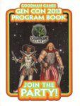 RPG Item: Goodman Games Gen Con 2013 Program Book