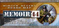 Board Game: Memoir '44: Winter/Desert Board Map