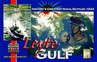 Board Game: Second World War at Sea: Leyte Gulf