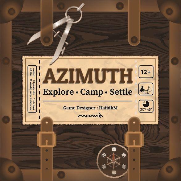 Azimuth: Explore. Camp. Settle