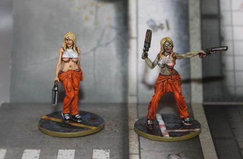 Board Game: Zombicide Survivor: Dakota