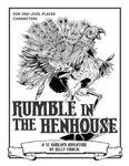 RPG Item: Warlock Lair 35: Rumble in the Henhouse