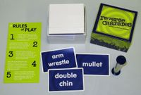 Board Game: Reverse Charades