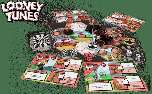 Board Game: Looney Tunes Mayhem