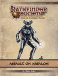 RPG Item: Pathfinder Society Scenario 9-00: Assault on Absalom
