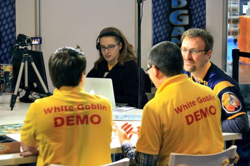 Board Game Publisher: White Goblin Games