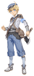 Character: Ares (Rune Factory)