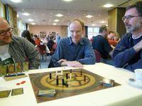 Board Game: The 3 Commandments