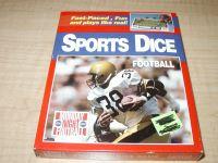 Board Game: Sports Dice: Football