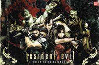 Board Game: Resident Evil Deck Building Game