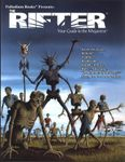 Issue: The Rifter (Issue 40 - Oct 2007)