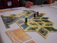 Board Game: Lost Valley