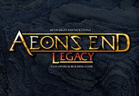 Board Game: Aeon's End: Legacy