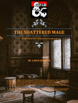 RPG Item: The Shattered Mage