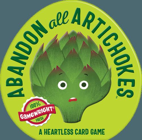 Board Game: Abandon All Artichokes