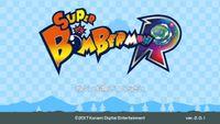 Video Game: Super Bomberman R