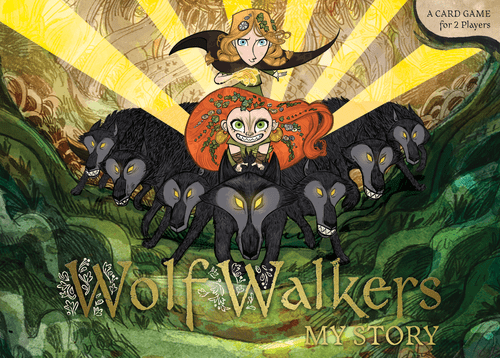 Board Game: WolfWalkers: My Story