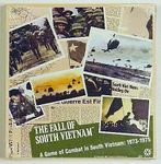 Board Game: The Fall of South Vietnam: A Game of Combat in South Vietnam