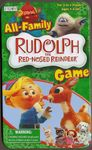 Board Game: Rudolph the Red-Nosed Reindeer