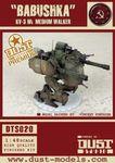"Board Game: Dust Tactics: KV-3 Heavy Walker – ""Matrioshka / Babushka"""