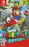 Video Game: Super Mario Odyssey