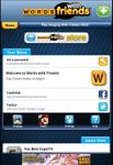 Video Game: Words With Friends