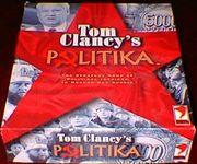 Board Game: Tom Clancy's Politika
