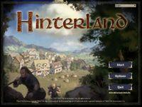 Video Game: Hinterland