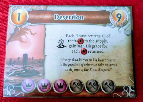 Mistborn: House War - Problem Card example (Play It Yourself Review)